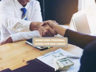 Unsecured Personal Loans for Bad Credit