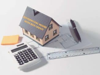 refinancing homes with bad credit
